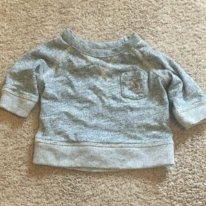 NB Baby Gap sweater